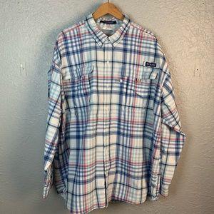 Columbia Super Bahama PFG Omni-Shade Shirt XXL